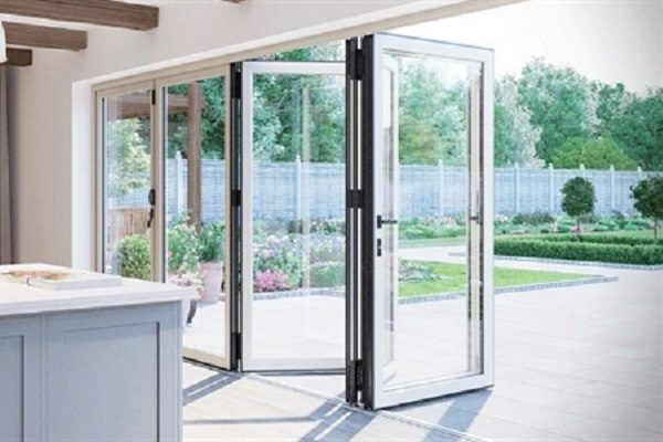 indoor outdoor Bi-Fold Doors